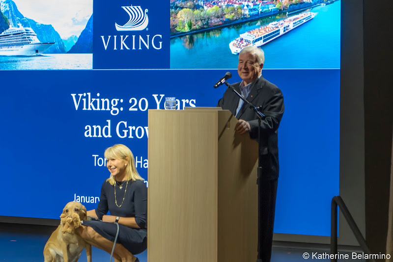 Torstein and Karine Hagen Did you Know? 3 Reasons to Choose Viking Ocean Cruises