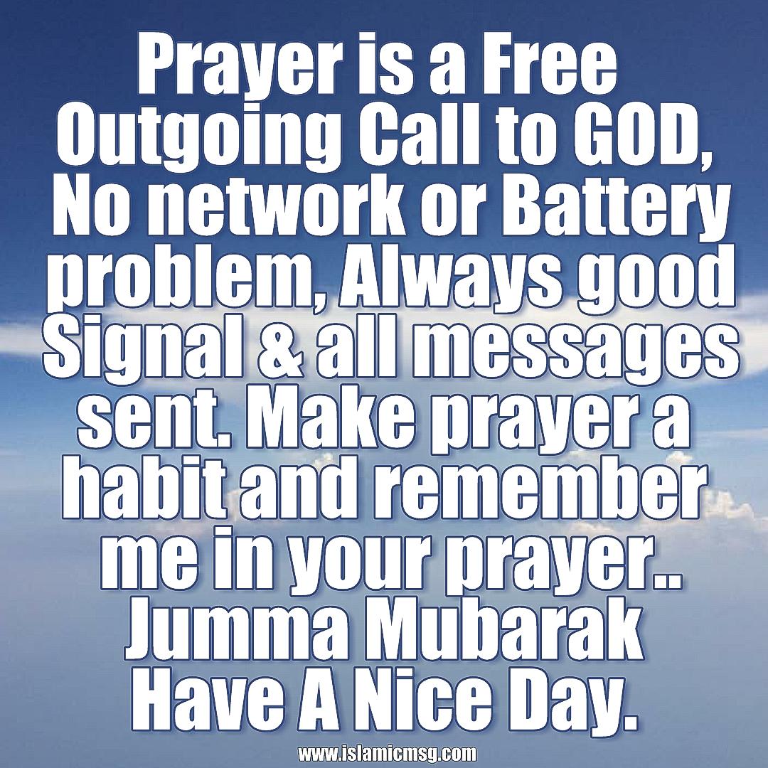 Jummah Mubarak Messages Quotes Wallpaper Wishes Islam