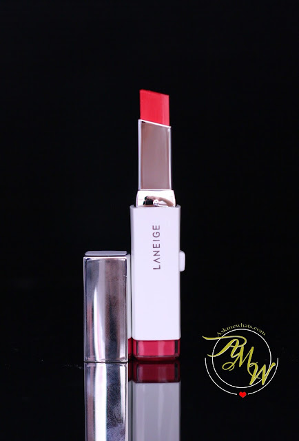 a photo of  Laneige Two Tone Lip Bar in Pink Step (No. 6)