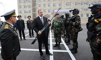 Azerbaiyán advierte a Armenia de 'operaciones militares a gran escala'