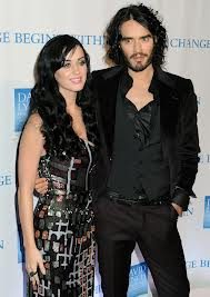 Katy Perry to Russell Brand