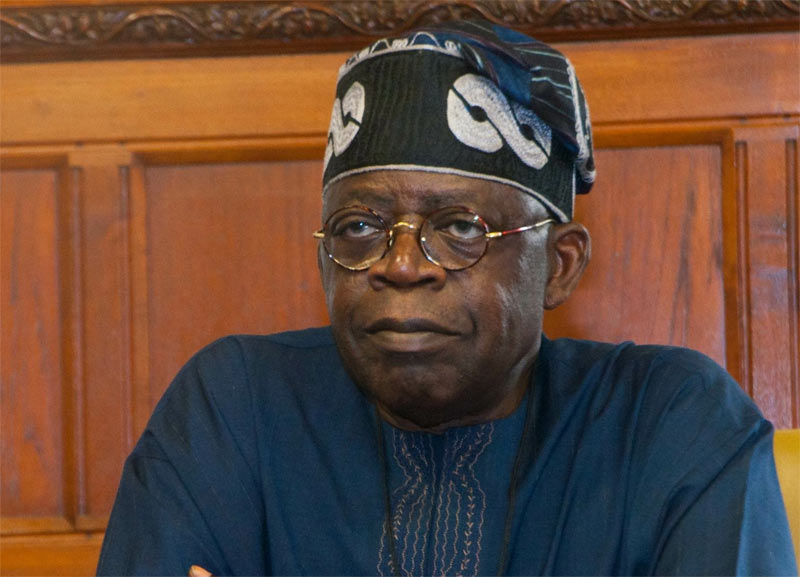 Tinubu: I'm so happy that Buhari rescued 21 Chibok girls