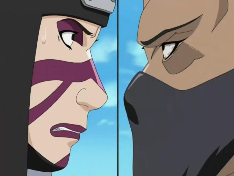 Naruto Shippuden: Episódio 08-09 – A Equipe Kakashi Se Mobiliza , As Lágrimas do Jinchuriki