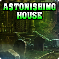AvmGames Astonishing House Escape