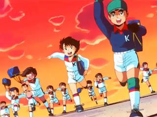 Ganbare Kickers