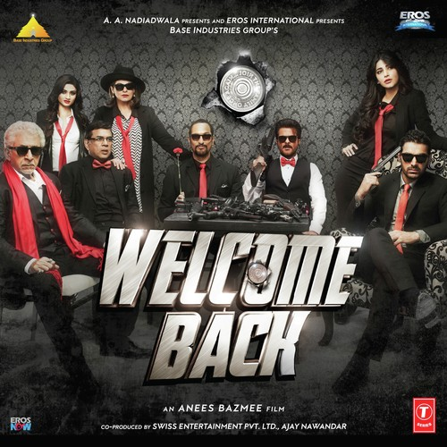 Welcome Back (2015) ταινιες online seires xrysoi greek subs