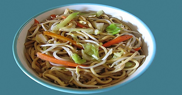Pansit Togue  (Pansit With Mung Bean Sprouts) Recipe