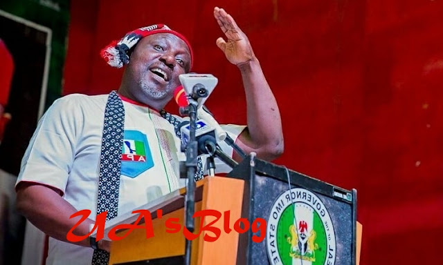 I Am Crazy And Mad – Okorocha Declares