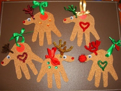 Christmas Crafts for the Kids!