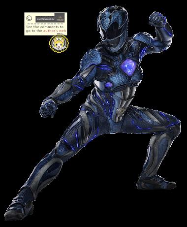 render Blue Ranger