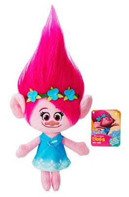 JUGUETES - DreamWorks TROLLS  POPPY : Peluche  PELICULA 2016 | Hasbro B7614 | Edad: +4 años  Comprar en Amazon España