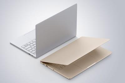小米發表第一款筆電!名稱與外型都向蘋果致敬