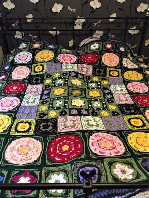 The Secret Garden - Free Pattern