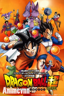 Dragon Ball Super -  2015 Poster