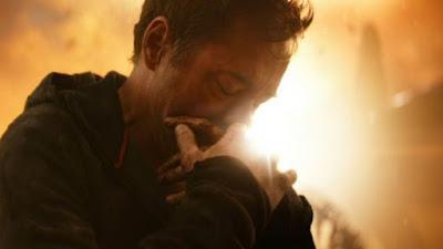 Avenger 4 endgame infinity war spiderman tony stark