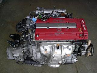 Honda B16B DOHC Vtec Engine