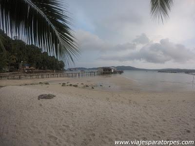 Viaje a Camboya (VIII). La isla de Koh Rong Samloem