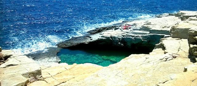 Cuda natury Grecja