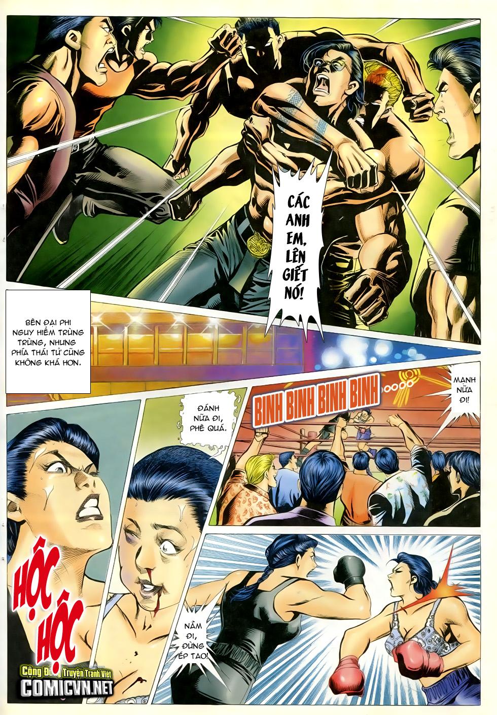 Người Trong Giang Hồ chapter 294 trang 16