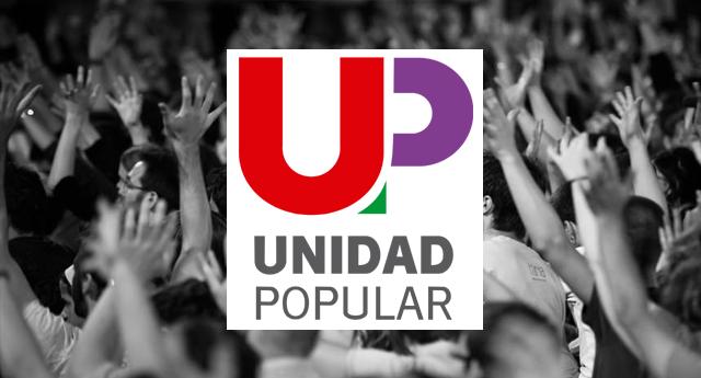 Unidad Popular se disuelve