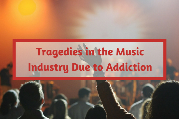 Tragedies in the Music Industry Due to Addiction