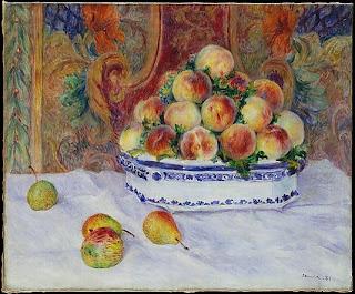renoir's peaches