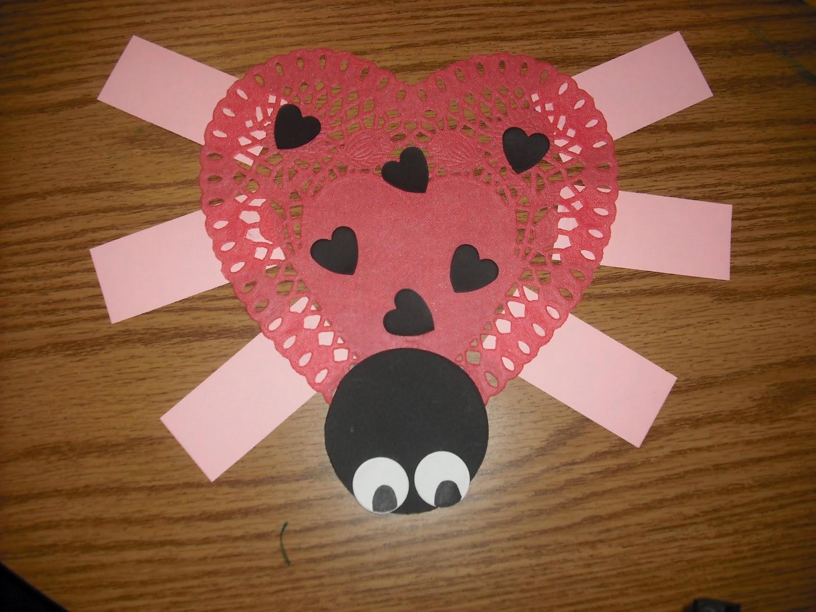 Sprinkles To Kindergarten Valentine Glyph Freebie And A
