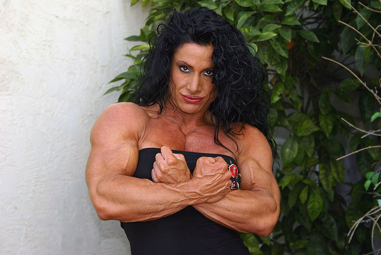Debbie Bramwell Profession Bodybuilder