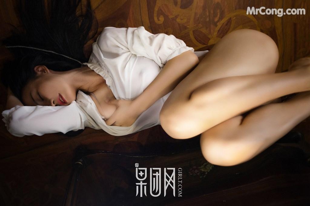 Image GIRLT-No.071-EMILY-MrCong.com-042 in post GIRLT No.071: Người mẫu EMILY (54 ảnh)
