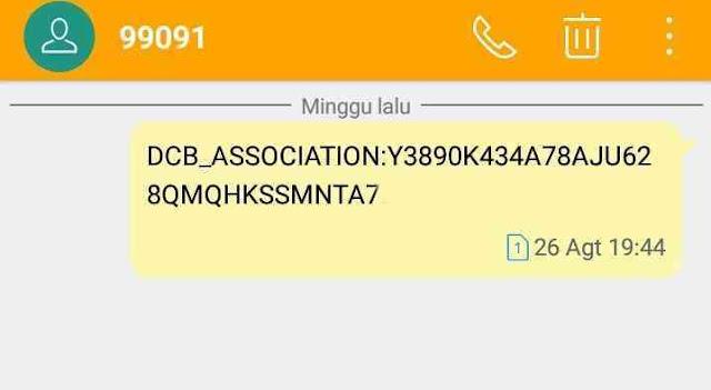 DCB Association SMS Apa Itu Nomor 99091_6