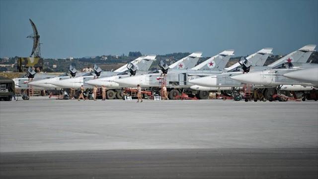 """""""Fase activa de campaña militar rusa en Siria se acerca a su fin"""""""