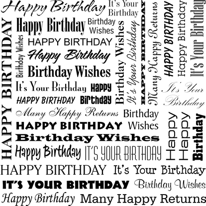 Clipart Apple 11 besides Goodbye In Different Language additionally Molecular Greetings furthermore Birthday Words likewise Best Wishes For Your Engagement. on happy birthday wishes