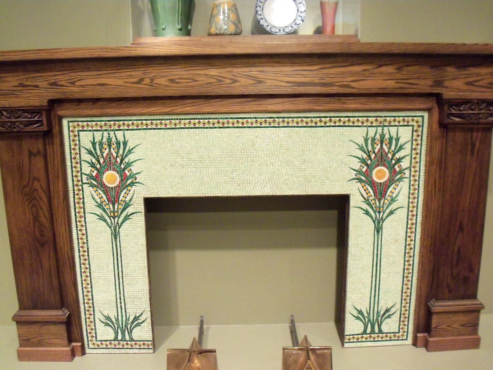 Frank Lloyd Wright Fireplace Screen The Sassy Countess Historic Estates And Grand Lifestyles