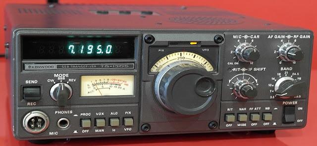 Kenwood TS-130S Amateur HF