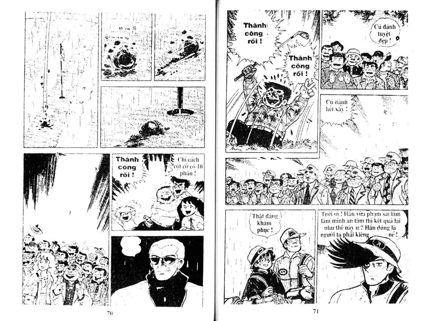 Ashita Tenki ni Naare chapter 9 trang 34