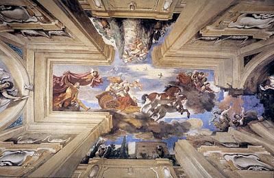Roma insólita Aurora Ludovisi