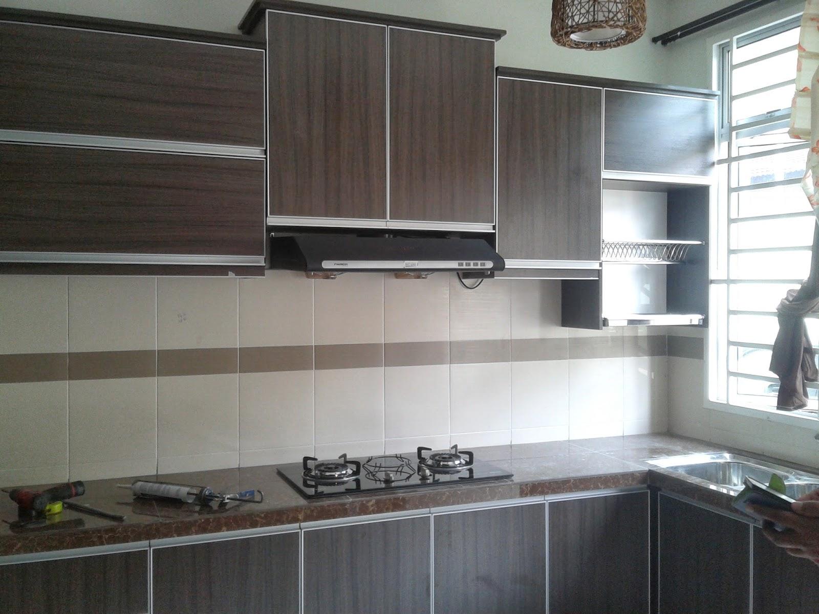 Nusa Intan Seremban Kabinet Dapur Dan Meja Konkrit Pamprey Cabinets
