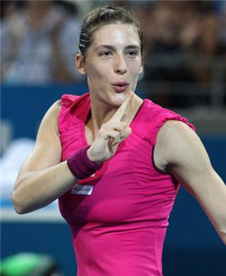 TENNIS Andrea Petkovic Profile And Images
