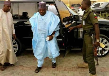 Ex-PDP chairman Ali Modu-Sherrif meets Buhari in Aso Rock
