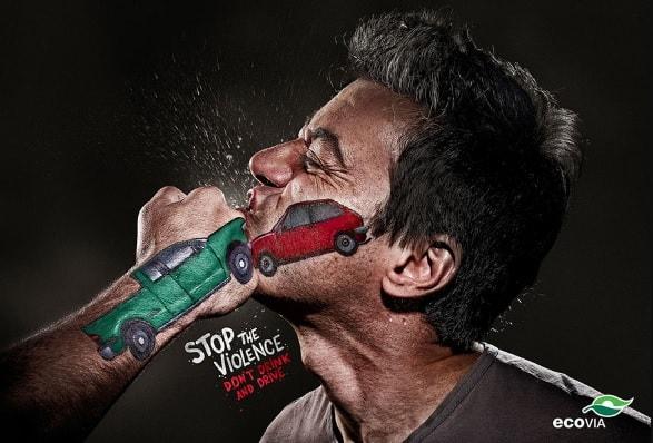 ejemplo de publicidad agresiva
