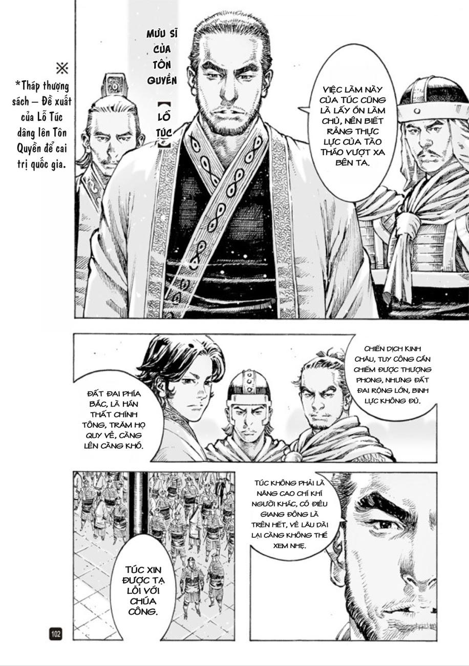 Hỏa Phụng Liêu Nguyên Chap 501 - Trang 19