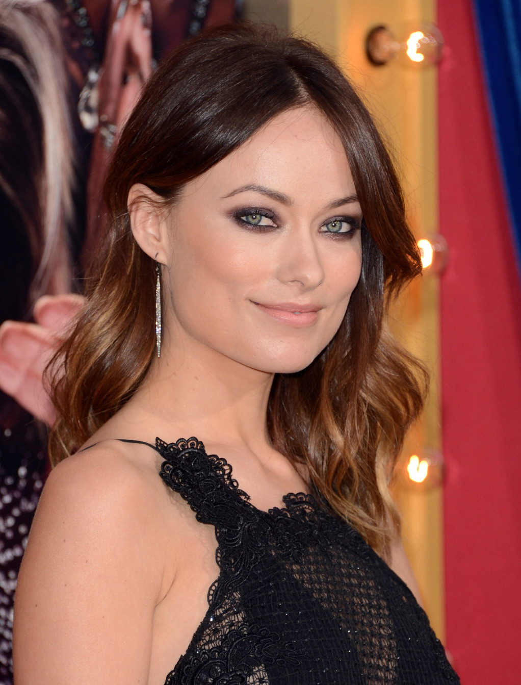 Olivia Wilde Special Pictures: 'The Incredible Burt Wonderstone' Premiere