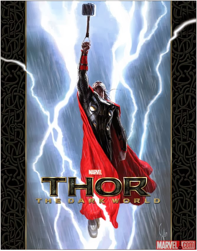 Limited Edition - Thor: The Dark World Print