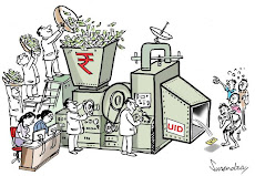 UID CARTOON IN HINDU BY SURENDRA
