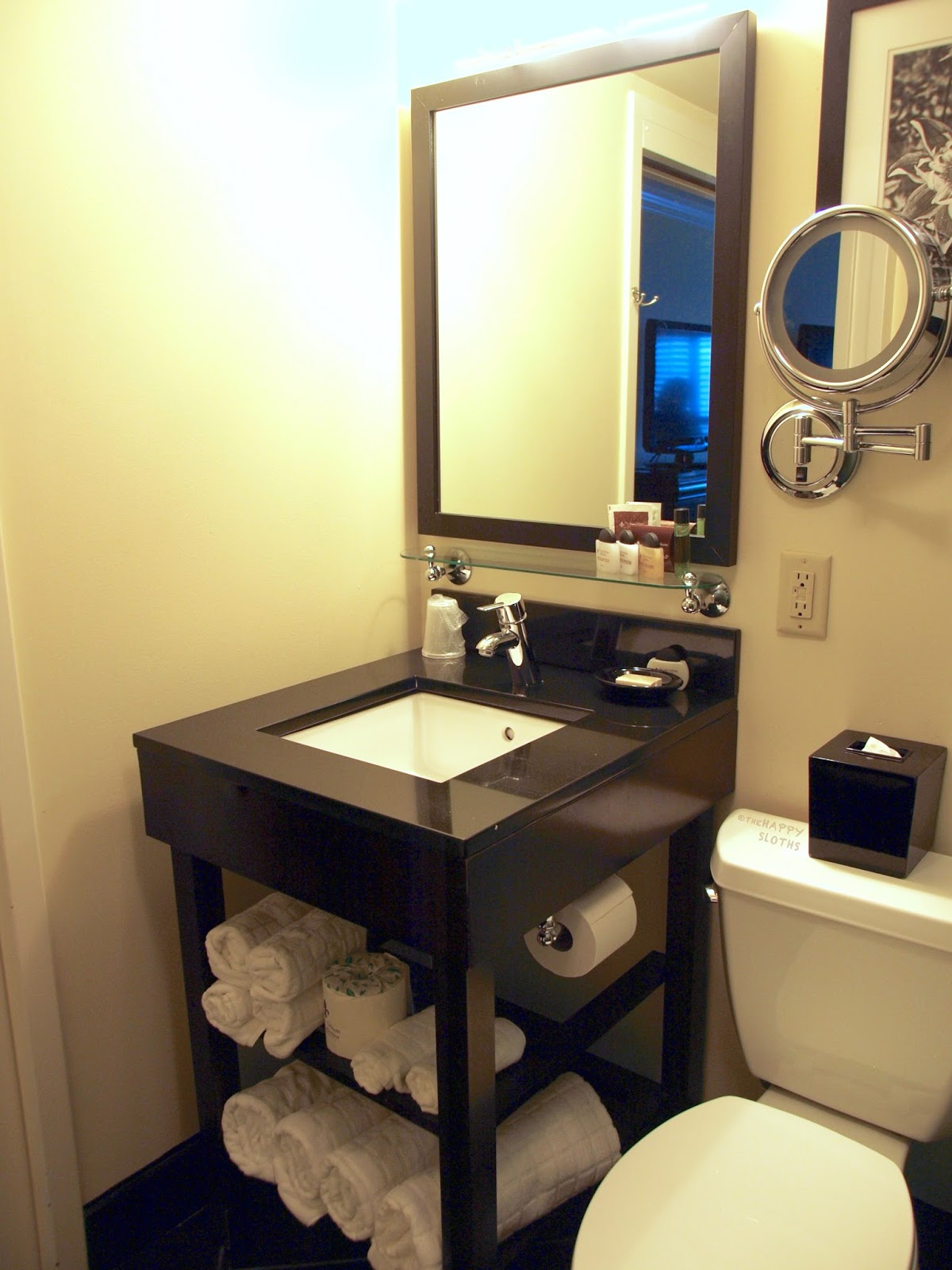 Hotel Le Marais New Orleans Review | Bathroom