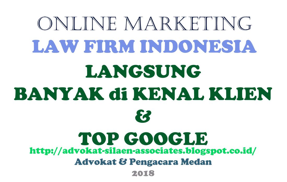 Law Firm Terbaik Di Indonesia