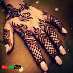 Henna designs for bridles but you can use it in events too-latesthennadesigns