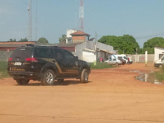 PF prende em Guajará-Mirim acusado de mandar executar prefeito Chico Pernambuco