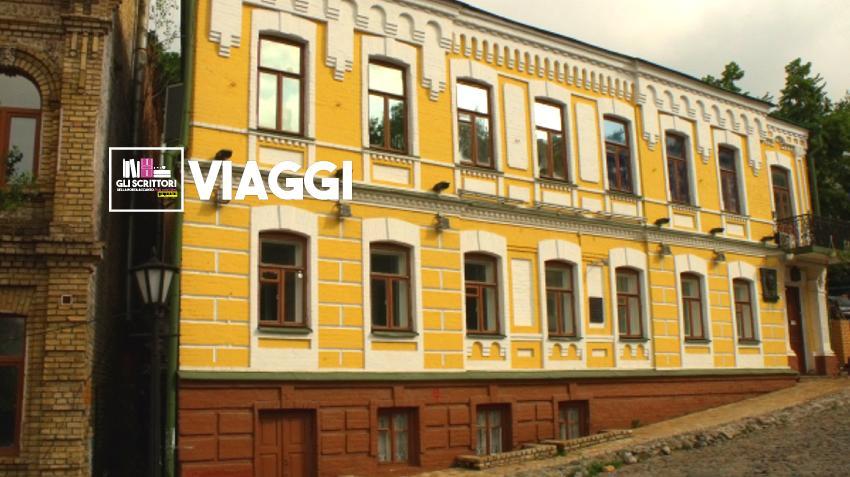 La casa museo di Michail Bulgakov a Kiev