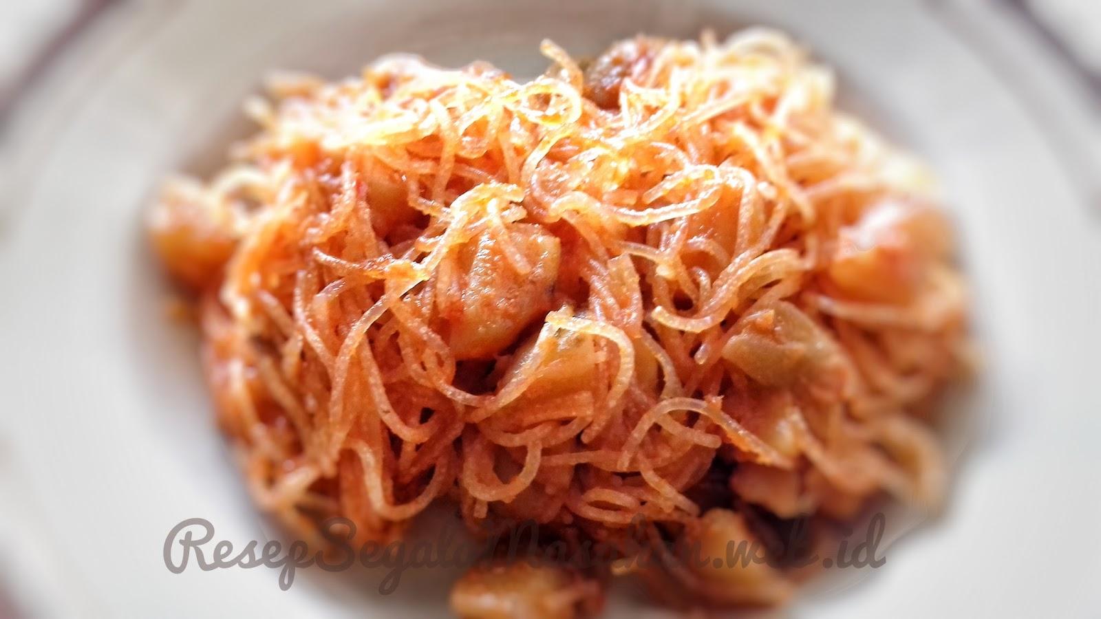 resep masakan bihun cabe hijau resep manis masakan indonesia Resepi Ikan Kembung Bumbu Kuning Santan Enak dan Mudah